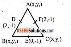 Karnataka SSLC Maths Model Question Paper 4 with Answers - 20
