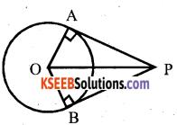 Karnataka SSLC Maths Model Question Paper 4 with Answers - 26