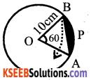 Karnataka SSLC Maths Model Question Paper 4 with Answers - 27