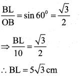 Karnataka SSLC Maths Model Question Paper 4 with Answers - 28