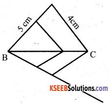 Karnataka SSLC Maths Model Question Paper 4 with Answers - 35