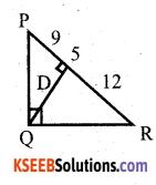 Karnataka SSLC Maths Model Question Paper 4 with Answers - 4