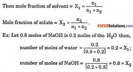 1st PUC Chemistry Question Bank Chapter 1 Some Basic Concepts of Chemistry - 18