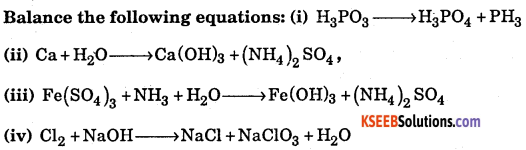 1st PUC Chemistry Question Bank Chapter 1 Some Basic Concepts of Chemistry - 26