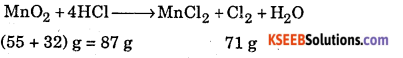 1st PUC Chemistry Question Bank Chapter 1 Some Basic Concepts of Chemistry - 35
