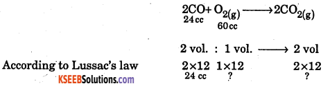1st PUC Chemistry Question Bank Chapter 1 Some Basic Concepts of Chemistry - 48