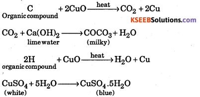1st PUC Chemistry Question Bank Chapter 12 Organic Chemistry Some Basic Principles and Techniques -16