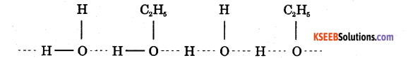 1st PUC Chemistry Question Bank Chapter 4 Chemical Bonding and Molecular Structure - 12