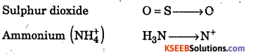 1st PUC Chemistry Question Bank Chapter 4 Chemical Bonding and Molecular Structure - 5
