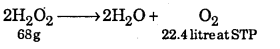 1st PUC Chemistry Question Bank Chapter 9 Hydrogen - 19