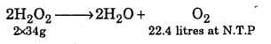 1st PUC Chemistry Question Bank Chapter 9 Hydrogen - 41