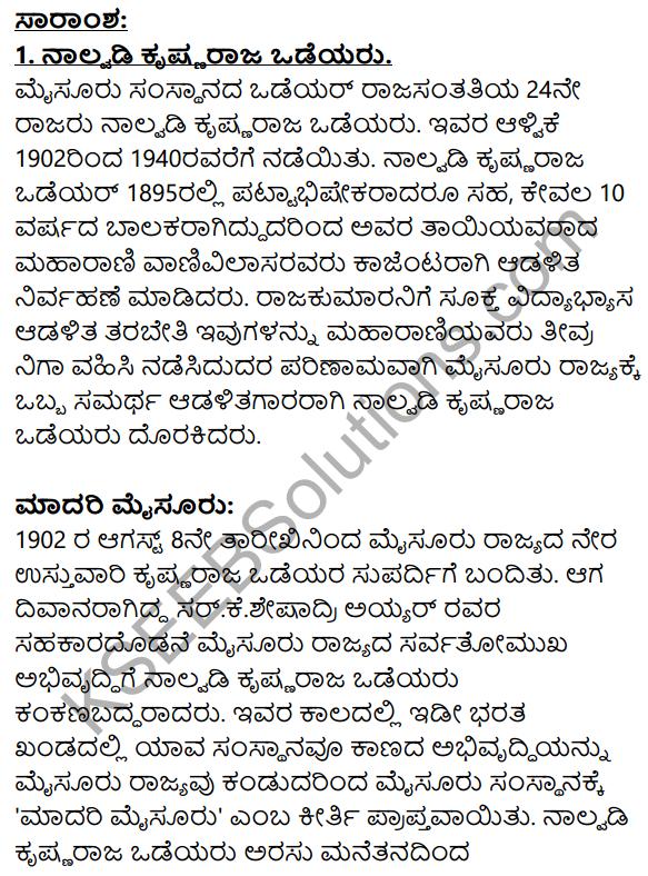 Bhagya Shilpigalu Summary in Kannada 1