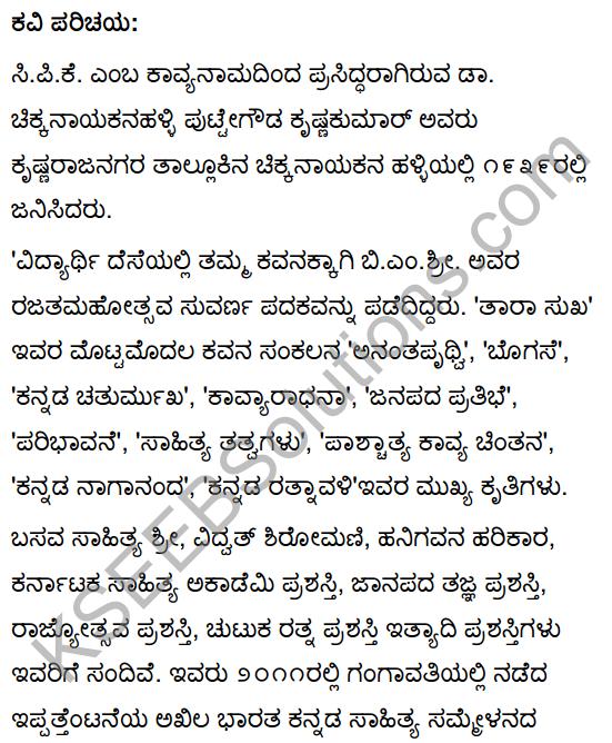 Saddu Madadiru! Summary in Kannada 1