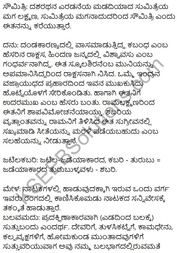 Shabari Summary in Kannada 11