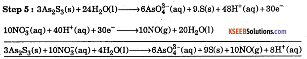 1st PUC Chemistry Question Bank Chapter 8 Redox Reactions - 107
