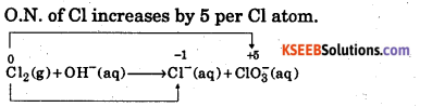 1st PUC Chemistry Question Bank Chapter 8 Redox Reactions - 114
