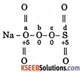 1st PUC Chemistry Question Bank Chapter 8 Redox Reactions - 20