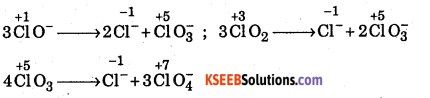 1st PUC Chemistry Question Bank Chapter 8 Redox Reactions - 44