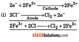 1st PUC Chemistry Question Bank Chapter 8 Redox Reactions - 58