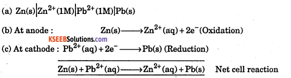 1st PUC Chemistry Question Bank Chapter 8 Redox Reactions - 64