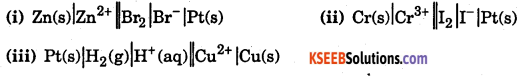 1st PUC Chemistry Question Bank Chapter 8 Redox Reactions - 66