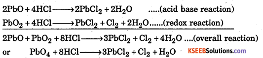 1st PUC Chemistry Question Bank Chapter 8 Redox Reactions - 76