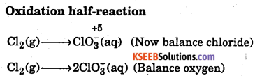 1st PUC Chemistry Question Bank Chapter 8 Redox Reactions - 84