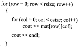 1st PUC Computer Science Model Question Paper 1 with Answers part B img 16