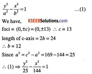 1st PUC Maths Question Bank Chapter 11 Conic Sections 77