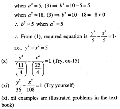 1st PUC Maths Question Bank Chapter 11 Conic Sections 82