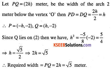 1st PUC Maths Question Bank Chapter 11 Conic Sections 85