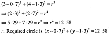 1st PUC Maths Question Bank Chapter 11 Conic Sections 9