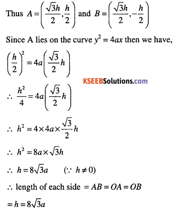 1st PUC Maths Question Bank Chapter 11 Conic Sections 95