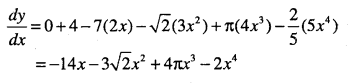 1st PUC Maths Question Bank Chapter 13 Limits and Derivatives 114