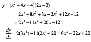 1st PUC Maths Question Bank Chapter 13 Limits and Derivatives 117