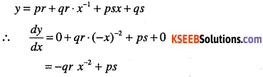 1st PUC Maths Question Bank Chapter 13 Limits and Derivatives 128