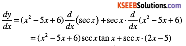 1st PUC Maths Question Bank Chapter 13 Limits and Derivatives 144