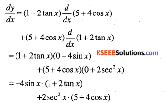 1st PUC Maths Question Bank Chapter 13 Limits and Derivatives 155