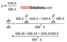 1st PUC Maths Question Bank Chapter 13 Limits and Derivatives 159