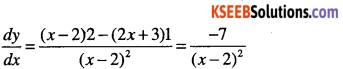 1st PUC Maths Question Bank Chapter 13 Limits and Derivatives 167