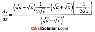 1st PUC Maths Question Bank Chapter 13 Limits and Derivatives 173