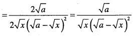 1st PUC Maths Question Bank Chapter 13 Limits and Derivatives 174