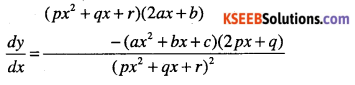 1st PUC Maths Question Bank Chapter 13 Limits and Derivatives 175