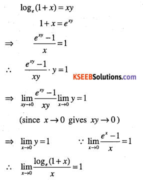 1st PUC Maths Question Bank Chapter 13 Limits and Derivatives 194