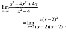 1st PUC Maths Question Bank Chapter 13 Limits and Derivatives 22
