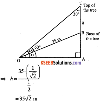 1st PUC Maths Question Bank Chapter 3 Trigonometric Functions 115