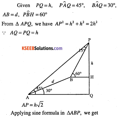 1st PUC Maths Question Bank Chapter 3 Trigonometric Functions 118