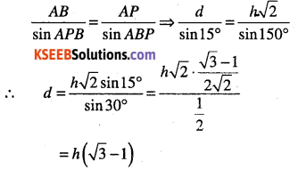 1st PUC Maths Question Bank Chapter 3 Trigonometric Functions 119