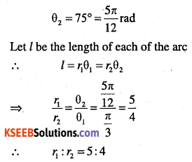 1st PUC Maths Question Bank Chapter 3 Trigonometric Functions 12
