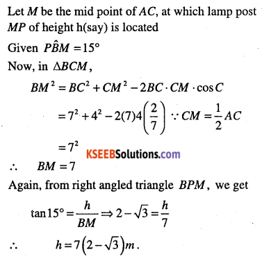 1st PUC Maths Question Bank Chapter 3 Trigonometric Functions 121